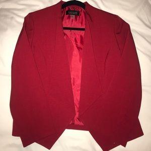 Black Label Red Blazer ✨ never worn